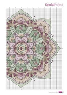 59 Ideas Crochet Pillow Mandala Projects For 2019 Cross Stitch Cards, Cross Stitch Borders, Cross Stitch Samplers, Modern Cross Stitch, Cross Stitch Flowers, Counted Cross Stitch Patterns, Cross Stitch Designs, Cross Stitching, Embroidery Hearts