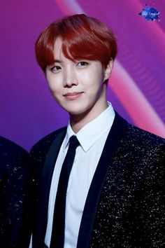 171201 JHope MAMA Red Carpet