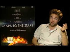 Robert Pattinson MTTS Uncut Junket Interview