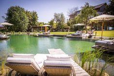 Urlaub an der Weinstraße: Golden Hill Country Chalets & Suites Golden Hill, Spa, Austria, To Go, Country, Hotels, Chalets, Log Fires, Natural Garden