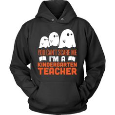 Kindergarten Teacher - Halloween Ghost
