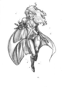 x-men :storm by mynameisanwar.deviantart.com on @DeviantArt