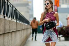 Look of the Day.375: Transparencies in Manhattan