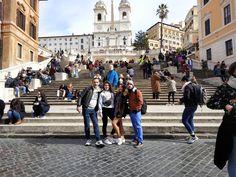 Making of Viajes Fotografía Sergio Barceló Street View, Templates, Rome