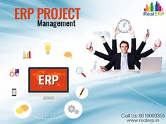 #ERPProjectManagement includes from planning to construction phases and helps in delivering projects on time and within the estimated budget. See more @ http://bit.ly/2qynC0e #RealERP #ProjectManagement