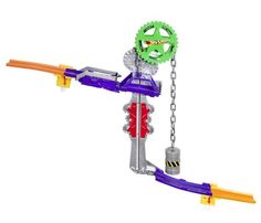 AWESOME Price! Hot Wheels Wall Tracks Power Pulley Track Set Only $5.70! (Reg $18.99) - http://couponingforfreebies.com/awesome-price-hot-wheels-wall-tracks-power-pulley-track-set-5-70-reg-18-99/