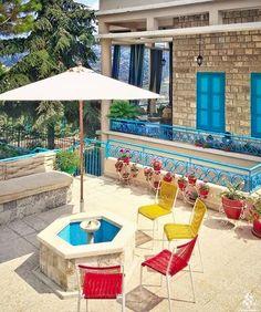 A beautiful house in Deir El Qamar! By @buddcorp #WeAreLebanon  #Lebanon #WeAreLebanon