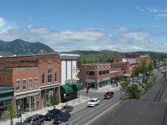It will feel like home!   Bozeman, Montana