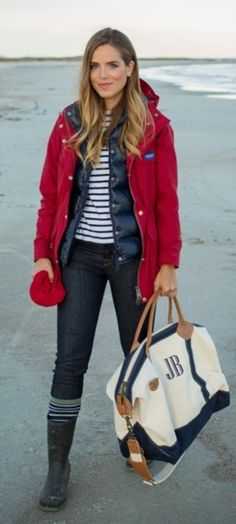 nautical style by the beach