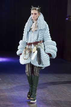 Undercover   Ready-to-Wear - Autumn 2017   Look 26