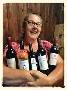 """""""My H & O Wines!!! Now which to sip first....hmmmm...."""""""