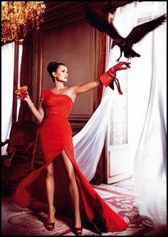 Penelope Cruz for Campari