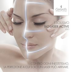 Bio-Laser Active Viso, con tecnologia laser naturale, è il trattamento che ti aiuta a ritrovare un aspetto visibilmente fresco e riposato. Agisce inoltre sul contorno occhi grazie ad Eye-Define, una maschera specifica per la zona occhi ad effetto lifting shock. #gerards #biolaseractive #biolaseractiveviso #biolaseractiveface #beauty #bellezza #trattamentoviso #facetreatment #antirughe #antiwrinkles #cosmeticculture #madeinitaly