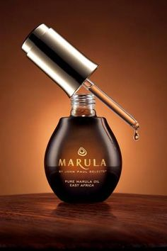 Marula Pure Beauty Oil is a powerful, natural anti-aging product, that touts 60% more antioxidants than Argan Oil. The Marula tree grows wild in Africa, therefore, no pesticides or man-made irrigation are necessary. Only fallen Marula fruits are harvested by hand, consuming no electricity in the process. The extraction of the oil is also performed by hand. I adore and use this oil regularly.
