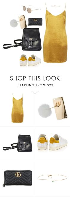 """""""Untitled #5324"""" by lilaclynn ❤ liked on Polyvore featuring Glamorous, Miss Selfridge, Étoile Isabel Marant, Gucci, Loren Stewart, coach, MissSelfridge, gucci and isabelmarant"""