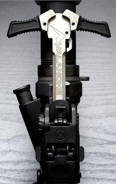 Rainier Arms Avalanche Ambi AR-15 Charging Handle @aegisgears