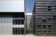 Gediegener Strukturalismus - Lab City von OMA bei Paris