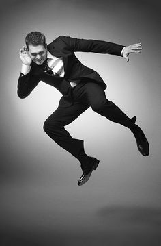 Coolest swinger in town: He's sold records but that's not the only reason Michael Buble is being compared to Frank Sinatra Michael Buble Albums, Love Michael Buble, Bryan Adams Photography, C G Jung, Einstein, Justin Trudeau, Justin Bieber, Marvel, My Music