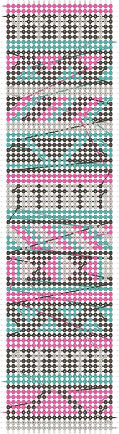 Alpha Pattern #11683 added by christalxo