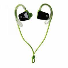 Manta HDP701 wodoodporne zielone - Słuchawki - Satysfakcja.pl - słuchawki do telefonu / słuchawki w podróży - czysty dźwięk - SŁUCHAWKI DO BIEGANIA