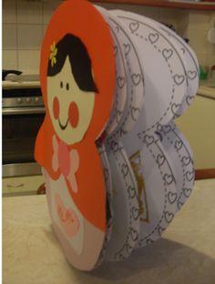 ...Το Νηπιαγωγείο μ' αρέσει πιο πολύ.: Ένα βιβλίο Μπάμπουσκα για τη μαμά μου Mothers Day Crafts, Happy Mothers Day, School Projects, Blog, Craft Ideas, Education, Spring, Summer, Mother's Day