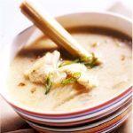 Thai Lemongrass Coconut Chicken Soup from Ming Tsai
