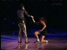 Michael Jackson - You Are Not Alone Live at Ullevi 1997 - YouTube