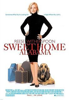 Sweet Home Alabama Movie Poster x 17 Inches - x Style A -(Reese Witherspoon)(Josh Lucas)(Patrick Dempsey)(Candice Bergen)(Mary Kay Place)(Fred Ward) Patrick Dempsey, Reese Witherspoon, Josh Lucas, Best Romantic Comedies, Romantic Movies, Sweet Home Alabama Film, Home Entertainment, Fred Ward, Funny Romance