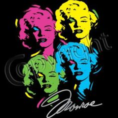 Marilyn Monroe Series - Street Cred Urban Bo$$wear