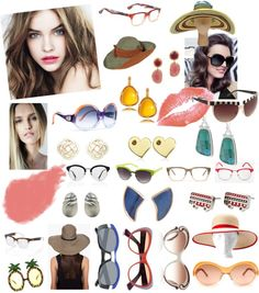 """""""The Oblong Face"""" by transform-image-consulting on Polyvore"""