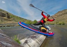 Backwaters | 100 Miles on the Lower Deschutes | SUP Magazine