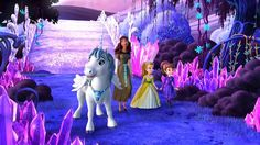 The next Sophia the First movie, Sofia the First: The Mystic Isles, debuts on Disney Junior this month. Here are the details...