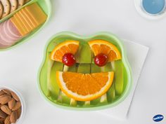 Send your kids to school with a healthy lunchtime buddy!