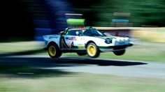 As a boy growing up group B rally cars were awe-inspiring! A lot of my dream cars are from this era of Motorsport legends and for good reason! You need a good set of balls to drive one of these bad boys! Lancia Stratos HF