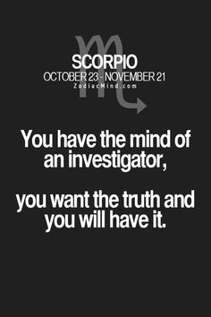 i wouldn't call it an investigator. I'd call it a person earnestly seeking the truth. Investigators can be lying, whoring cheaters.