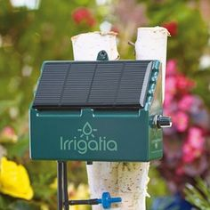 Irrigatia Solar Automatic Irrigation Kit Available At Harrod Horticultural