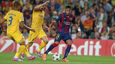 FC Barcelona - APOEL (1-0) | FC Barcelona