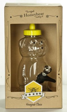 Original Honeybear Smoking Set - Front Box Honeycomb, Smoking, The Originals, Box, Classic, Artwork, Derby, Snare Drum, Work Of Art
