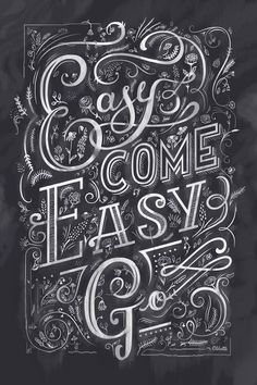 A collection of the best chalkboard lettering design found on Behance, some made by me. Inspiration guaranteed! http://davidemancinelli.it/best-chalkboard-typography/