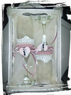 Ποτήρια Σαμπάνιας Γάμου