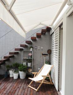 Terrazas de estilo  de GAAPE - ARQUITECTURA, PLANEAMENTO E ENGENHARIA, LDA