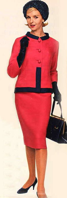 Fashion for 1963.