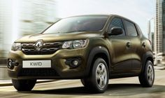 #RenaultKwid variant likely to launch before 2016 first half