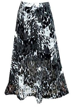 Women's Long Skirt Black Grey Ankle Length Gypsy Bohemian Maxi Skirt Mogul Interior http://www.amazon.com/dp/B0173951EA/ref=cm_sw_r_pi_dp_EjIuwb0D31V45