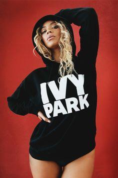"girlsluvbeyonce: "" IVY PARK """