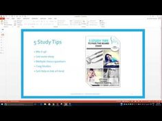 STUDY TIPS TO PASS THE BOARD EXAM - RECORDING - YouTube Dental Hygiene Student, Prep Academy, Board Exam, Study Tips, How To Become, Boards, Education, Youtube, Planks