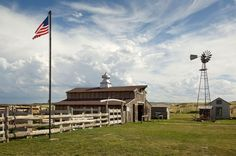 2. Or find out what it's like to live like a pioneer at the High Plains Homestead in Crawford.
