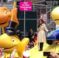 Lucy Hale's Thanksgiving Day Parade Performance: Wows In A White Coat http://makemyfriday.com/2014/11/lucy-hales-thanksgiving-day-parade-performance-wows-in-a-white-coat/ #BreakingNews, #Celebrity, #LucyHale, #Macy'sThanksgivingDayParade, #News, #NewsandGossip, #Style