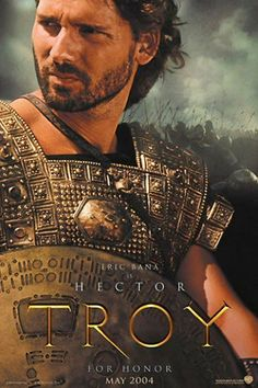Troy-Absolutely love the story, the characters(on screen and off), the sorrow. If you've never read the book (not the one based on the movie) then it's a great read.