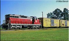 The Georgia Southwestern Railroad is a 234-mile shortline based out of Dawson, Georgia. The railroad may be labeled technically as a Class III carrier but it is the third largest rail operation in the state behind Norfolk Southern and CSX! The GSWR's operates trackage that was owned by both the Seaboard Air Line and Central of Georgia (the railroad even has a few of its locomotives painted in CoG-inspired livery), dating back to the latter 1800s. When the GSWR began operations in 1989 it was…